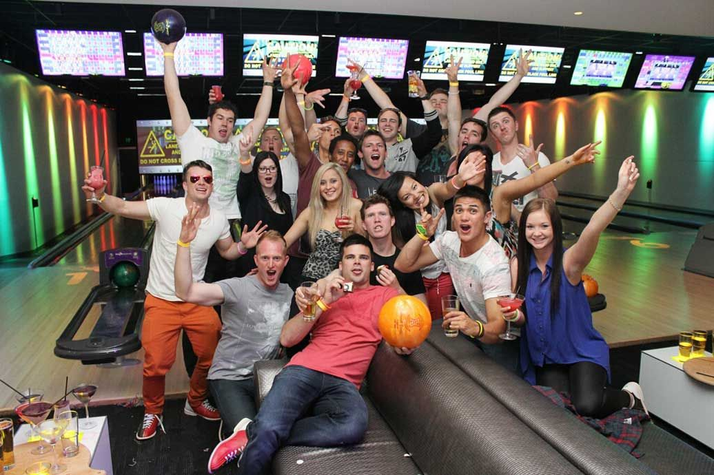 Kingpin Bowling Darling Harbour Sydney Bowling Laser Arcades Parties Events Bowling Darling Harbour Laser Tag