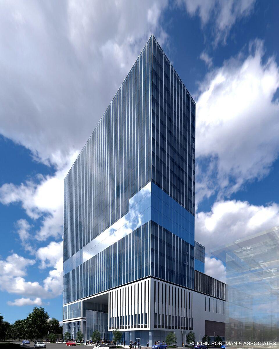 Atlanta > Portman's Coda at Tech aims to dazzle in