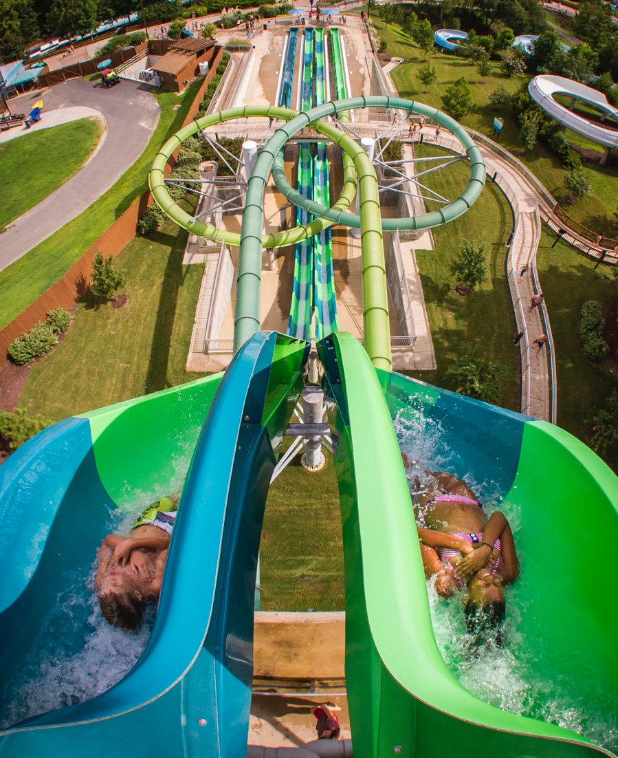The 5 Most Thrilling Rides At Busch Gardens Water Country Usa Water And Vacation