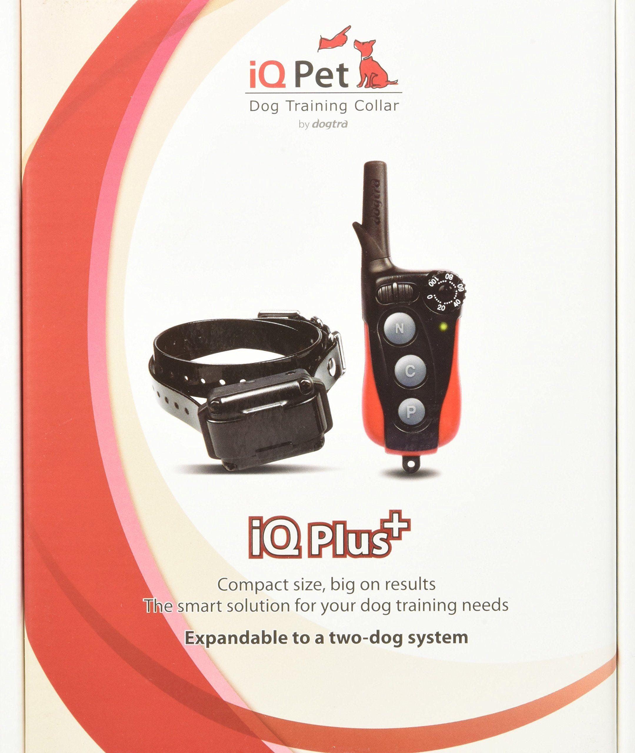 Dogtra iQ Remote Dog Training Collar