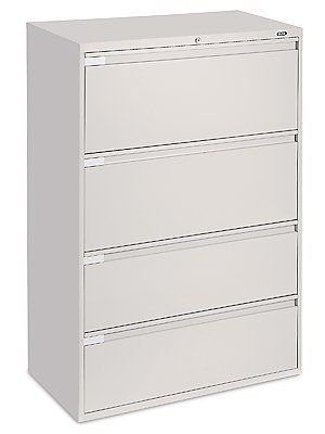 Lateral File Cabinet 4 Drawer Tan By Uline 609 00 File Cabinets Space Saving Use For Letter Filing Cabinet 3 Drawer File Cabinet 2 Drawer File Cabinet 4 drawer locking file cabinets