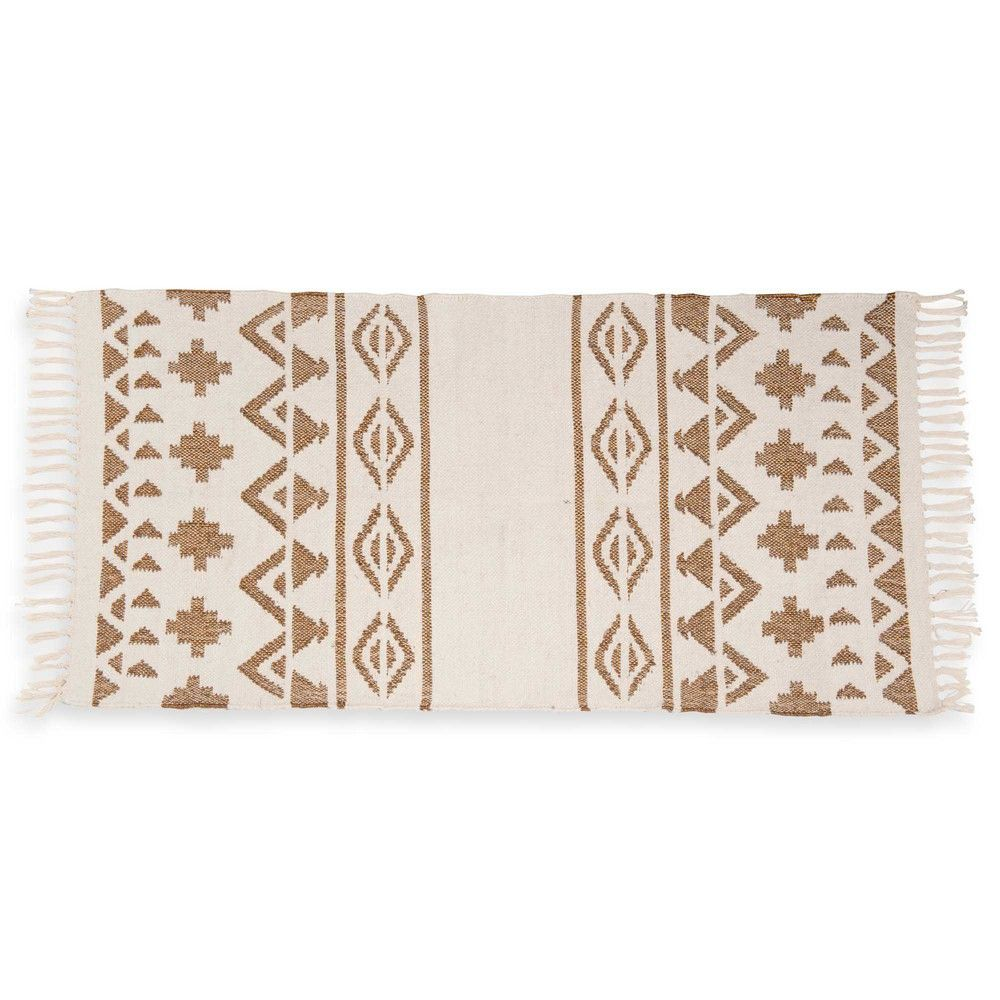 Tapis Motifs Ethniques 60 X 120 Cm Siwa Rugs Blankets Throws