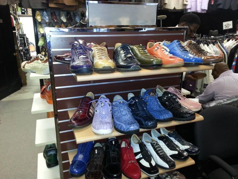 Alligator Athletic Zapatos Brite Creations Zapatos Atlanta, GA | Hombre Zapatos Creations fc56df