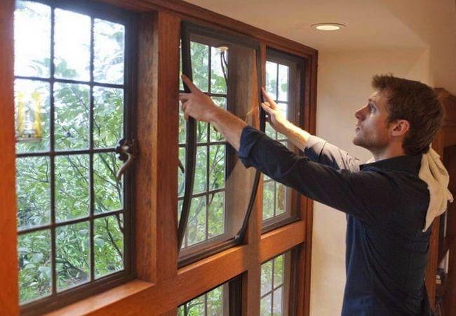 Beau Installing Storm Windows   Interior