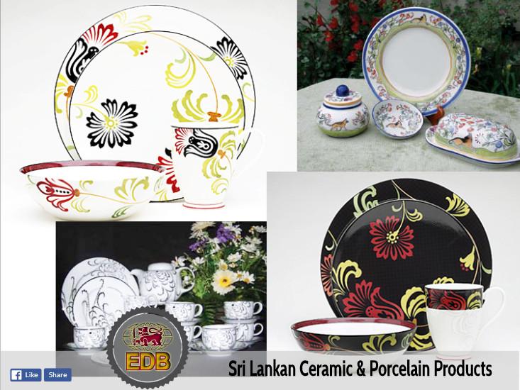 Ceramic Tableware Manufacturers In Sri Lanka