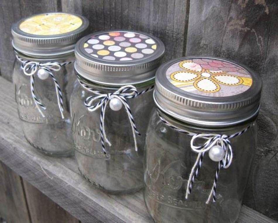 Tr's Decorative Canning Jar Lids So Pretty Decorate Canning Adorable Decorative Lids For Canning Jars