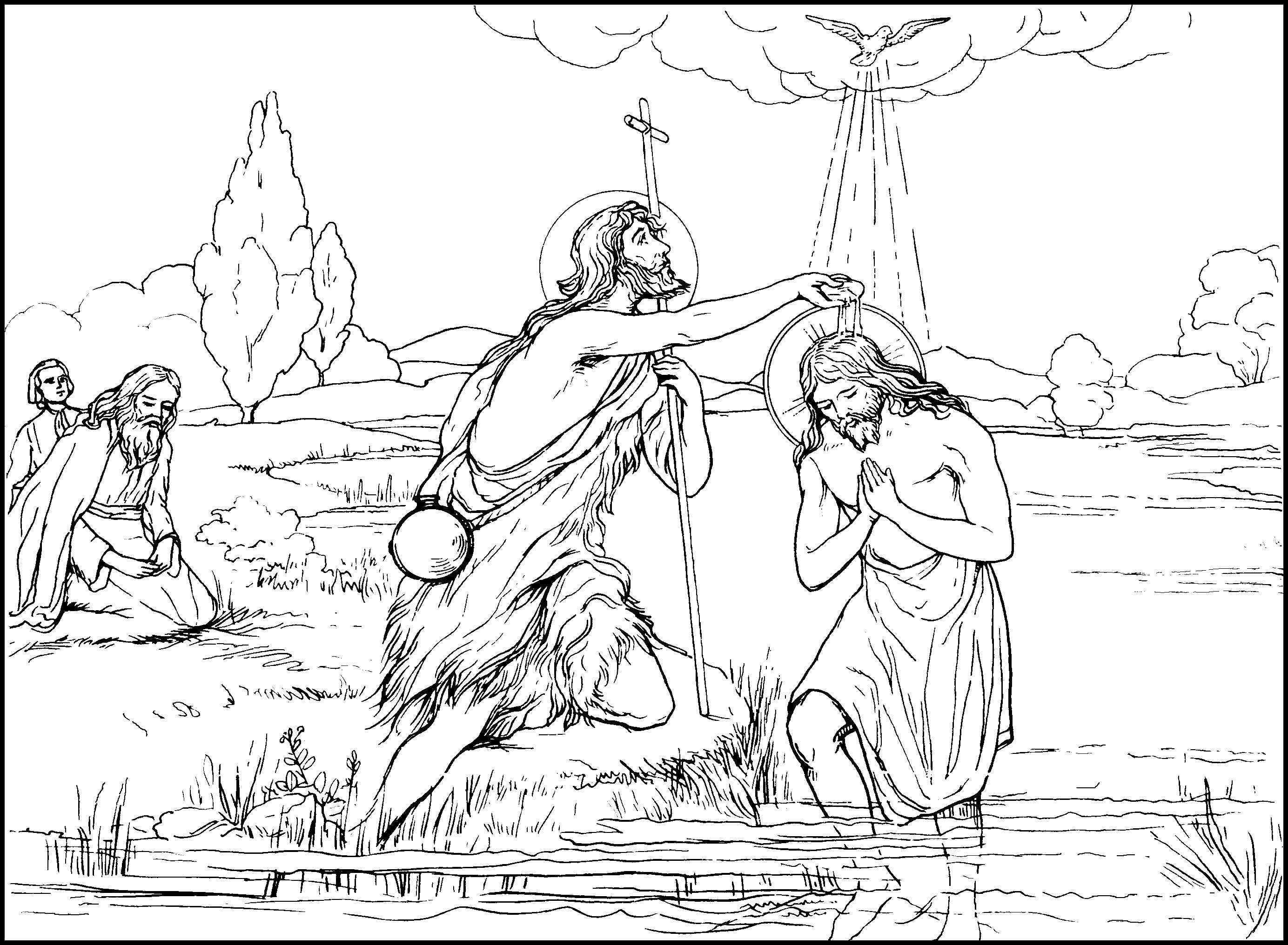 Rosary Coloring Pages With Images