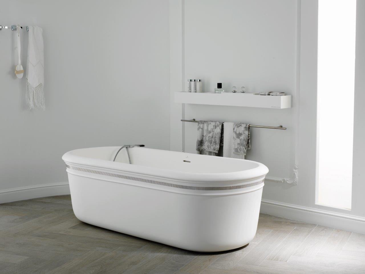KRION® Bath – EPOQUE made with SWAROVSKI ELEMENTS | KRION® Bathrooms ...