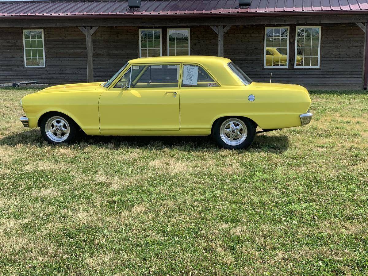 1965 Chevrolet Nova For Sale 2267801 Hemmings Motor News Chevrolet Nova Chevrolet Best Classic Cars