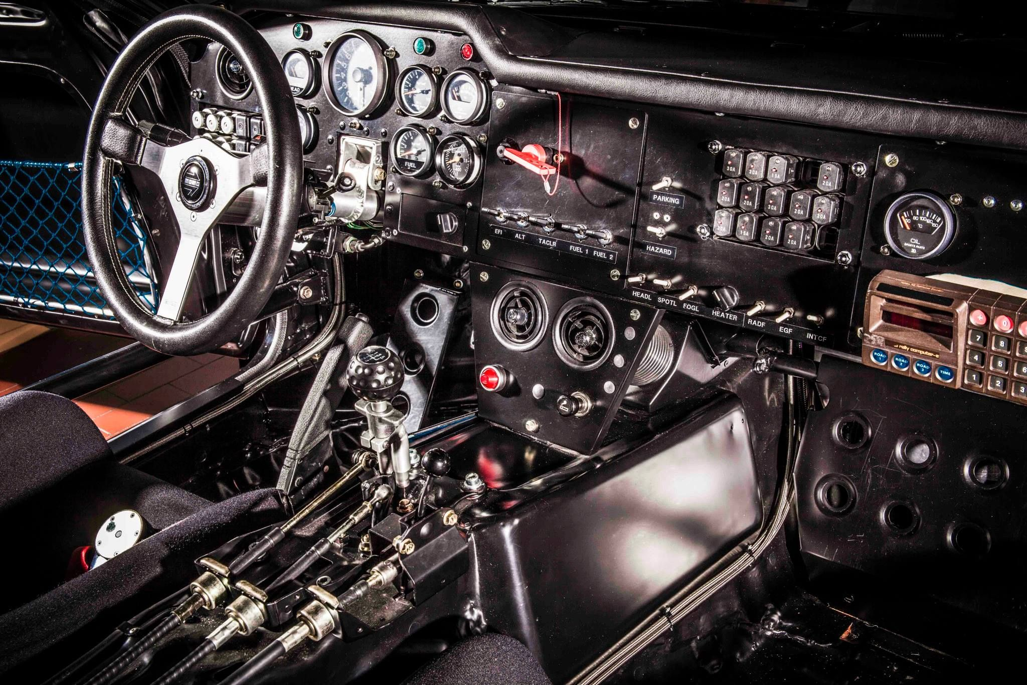 Toyota Mr2 Rally Group B With Golf Gti Golfball Gearknob The
