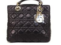 """Lady Dior in pelle """"5"""""""