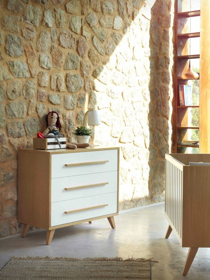 Ideas de Decoración nórdica para la habitación del bebé | Muebles ...