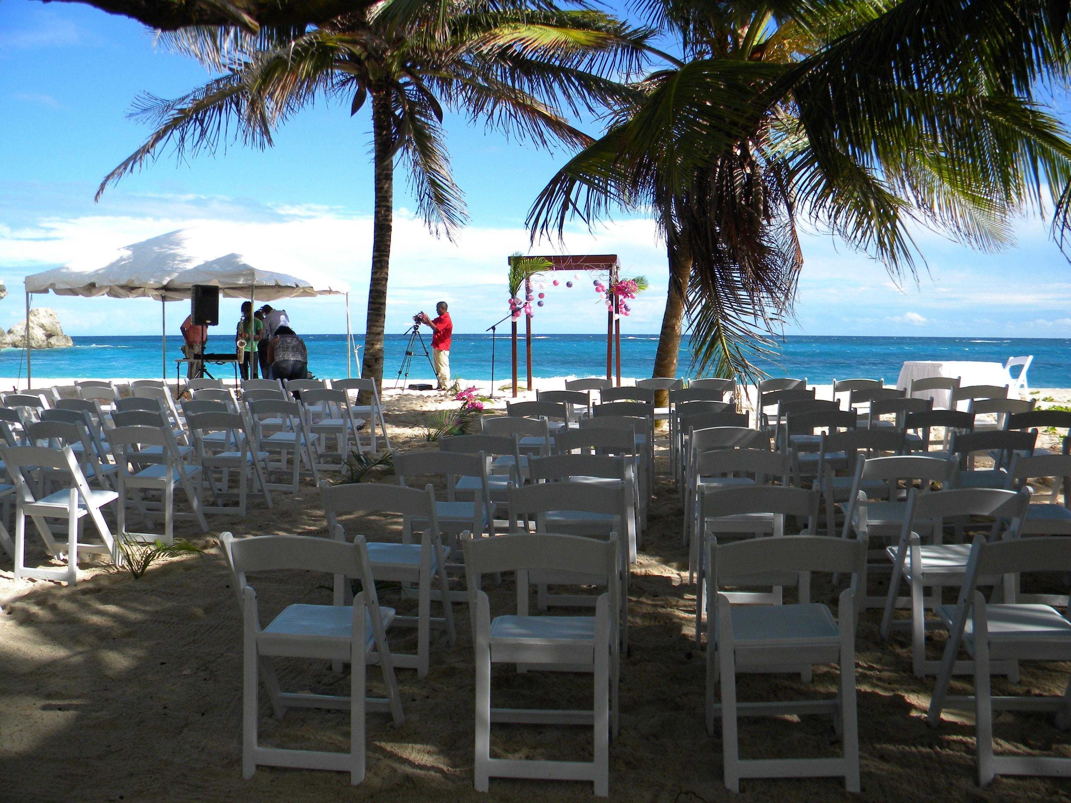 Foul Bay Barbados Beach Ceremony