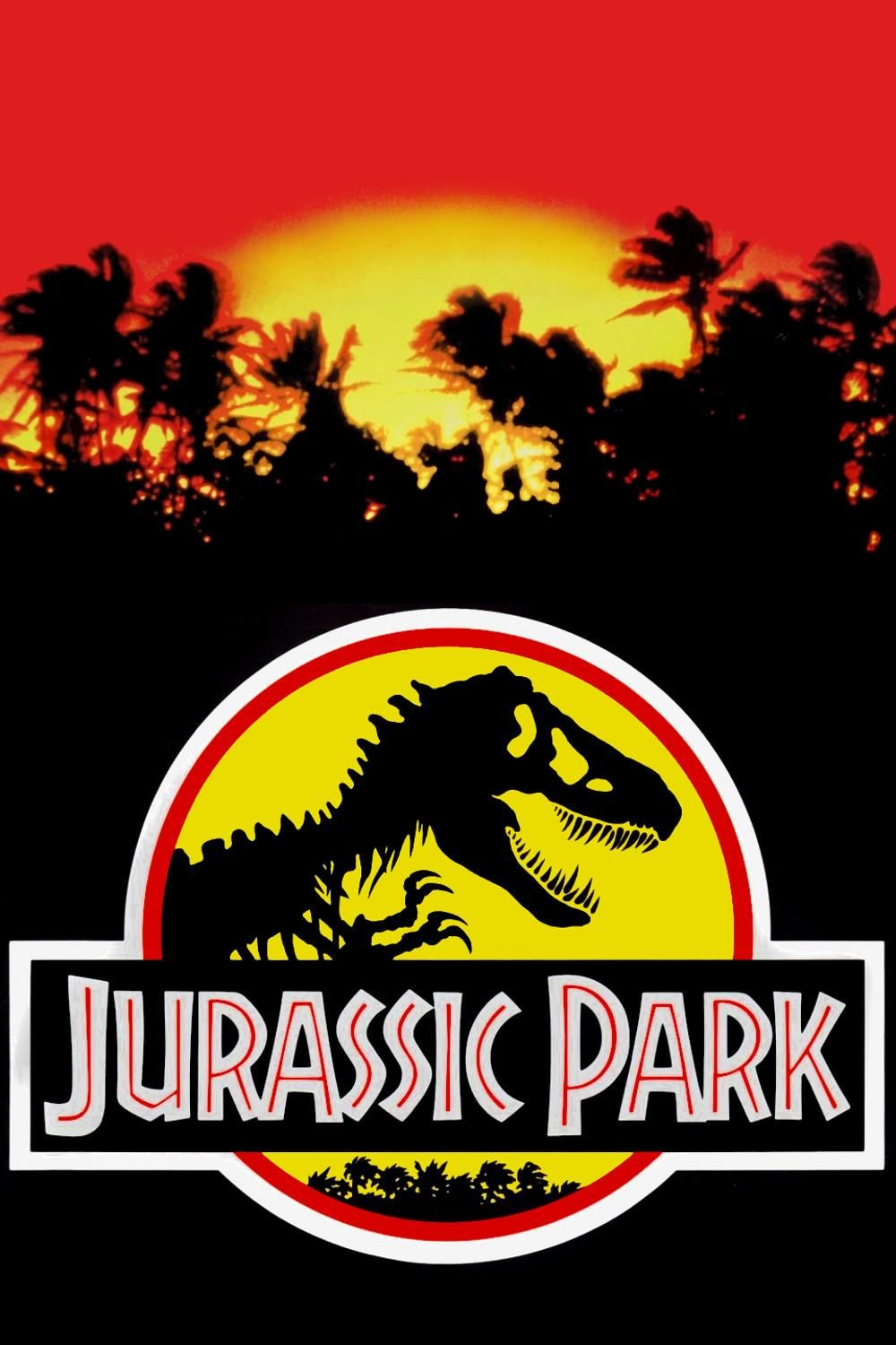 Jurassic Park I can't tell how much I love dinosaurs and