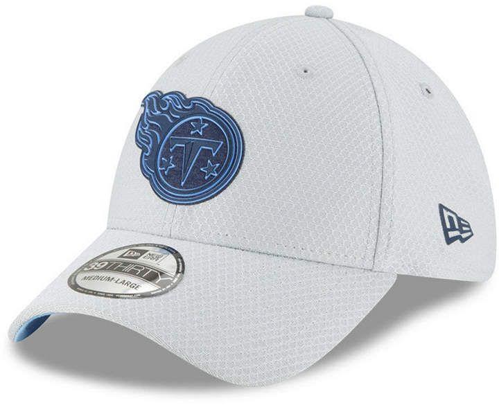 uk availability 443fc 88d67 New Era Tennessee Titans Training 39THIRTY Cap