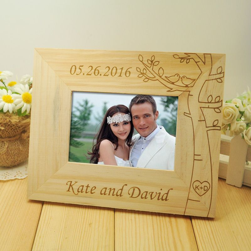 Find More Frame Information About Personalized Wedding Photo Frame
