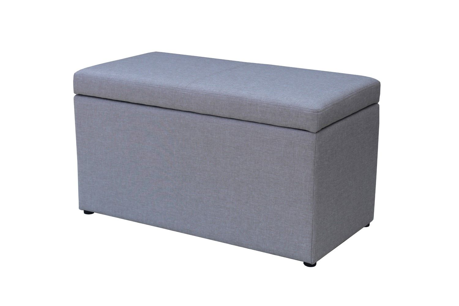 7c5047f8e178ca61f11e2934c216a574 - Better Homes And Gardens 30 Hinged Storage Ottoman Brown