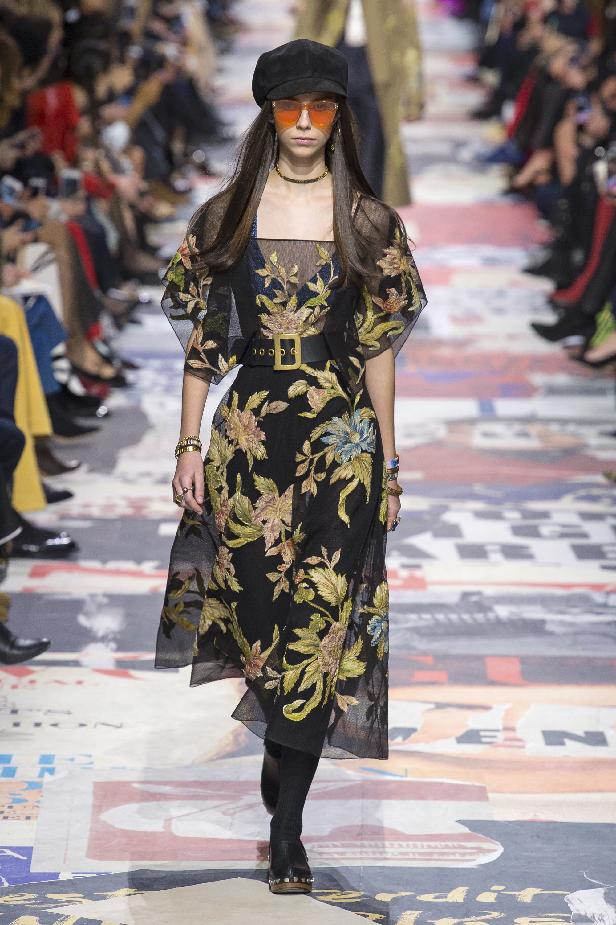 eb243c13f0b Flower Trend for Fall Winter 2018 2019 - Fashion Trends
