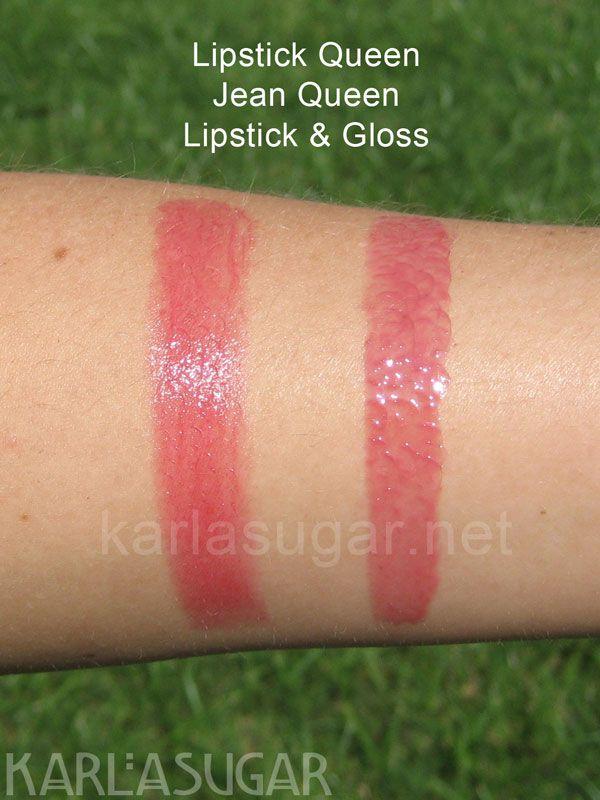 Lipstick queen eden dupe