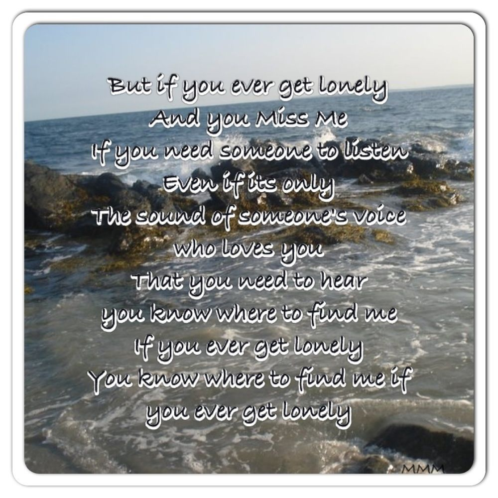 Lonely Weekend Quotes: If You Ever Get Lonely By Love And Theft, Is Your Guys