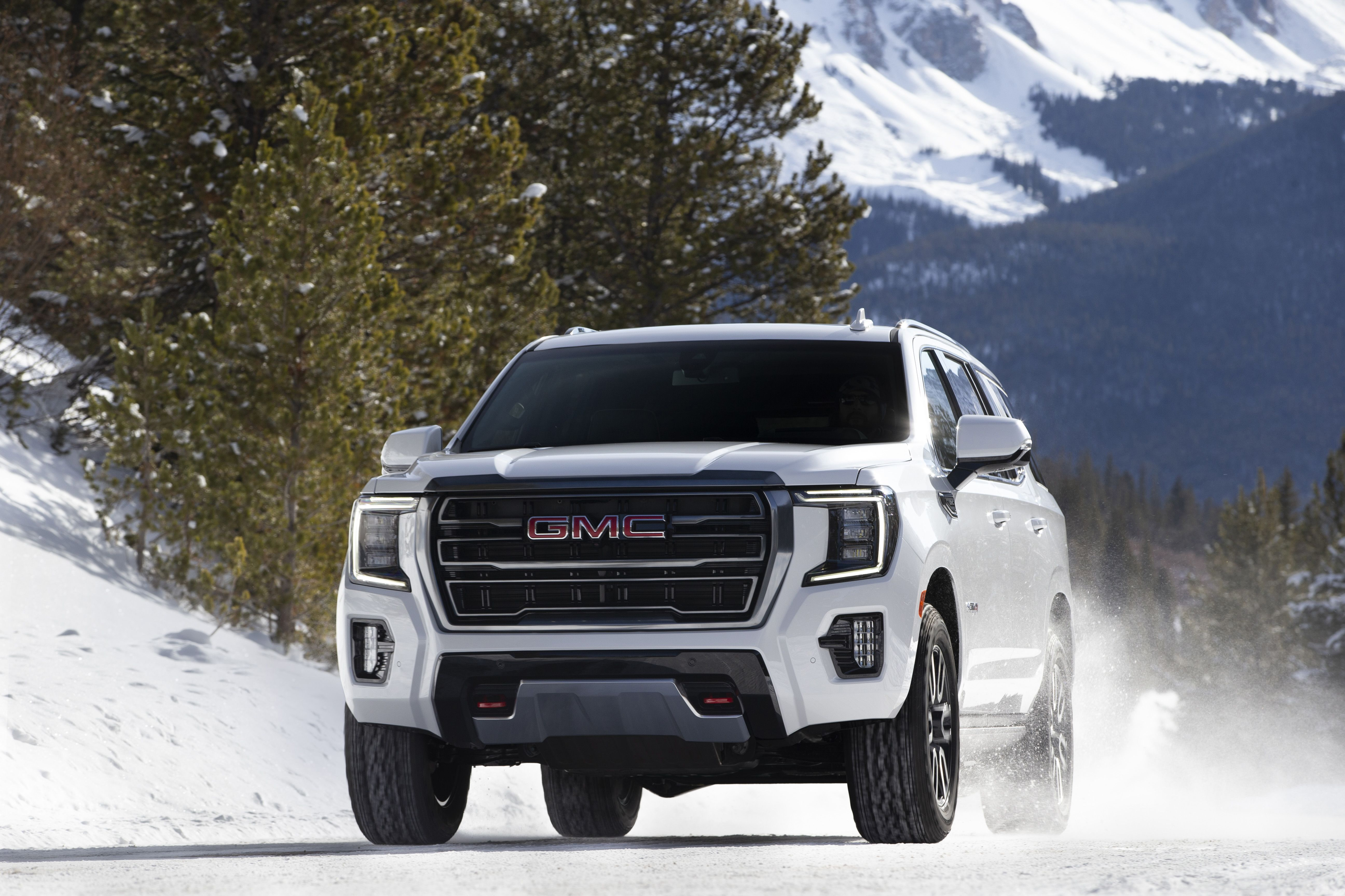 2021 Gmc Yukon Gets New Features Diesel At4 Off Road A Nicer
