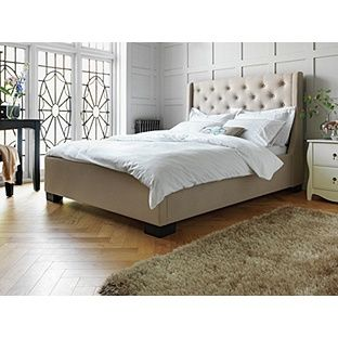 Buy Heart Of House Levena Quilted Double Bed Frame At Argos Co Uk