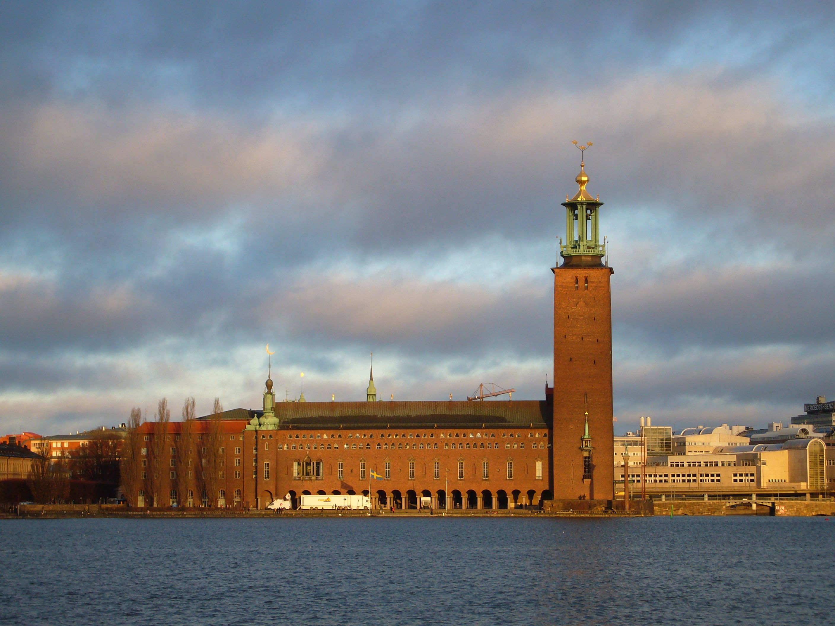 Stockholm in winter: A photo essay