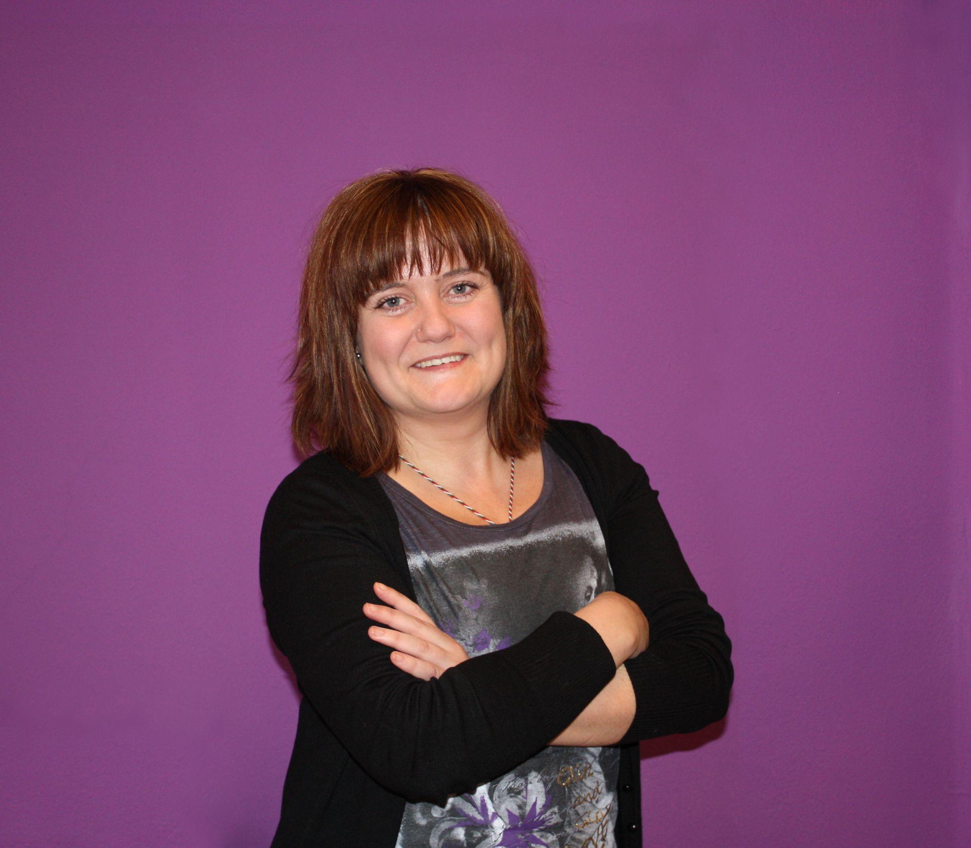 Montse, diseñadora web.