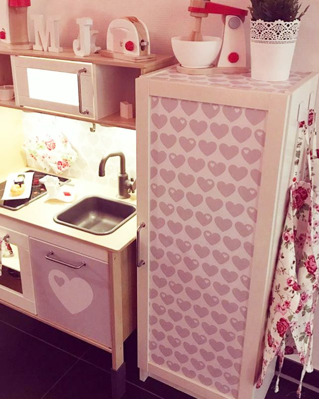 Ikea Kinderküche ikea kinderkühlschrank selber bauen passend zur duktig kinderküche