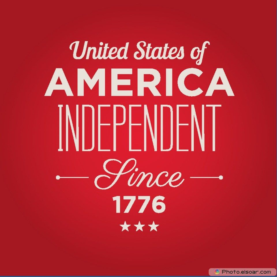 Independence Day Usa 1776 Happy 4th Of July Independence Day