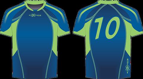 6a4c4f029b7 Team Wear T-Shirts Bespoke Designs at subXsports