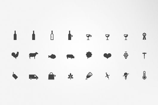 Pictograms & Icons on the Behance Network — Designspiration