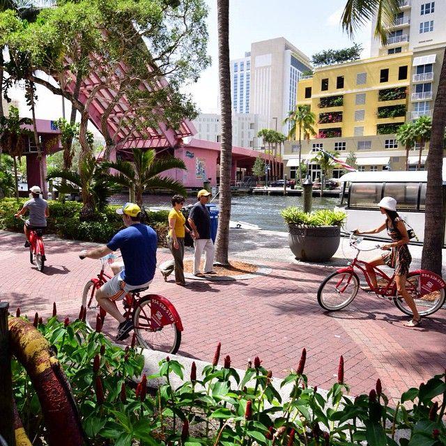 Downtown Fort Lauderdale, FL Riverwalk Jazz Brunch Http