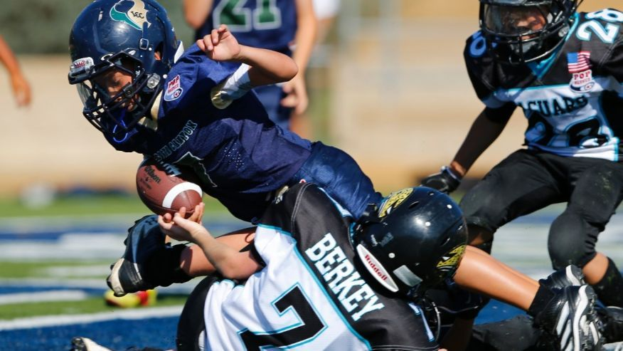 Playing with sports concussion doubles recovery time