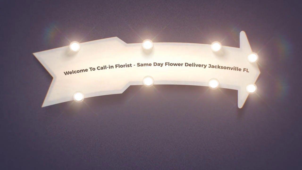 Call In Same Day Flower Delivery Jacksonville Fl Flowerdeliveryj