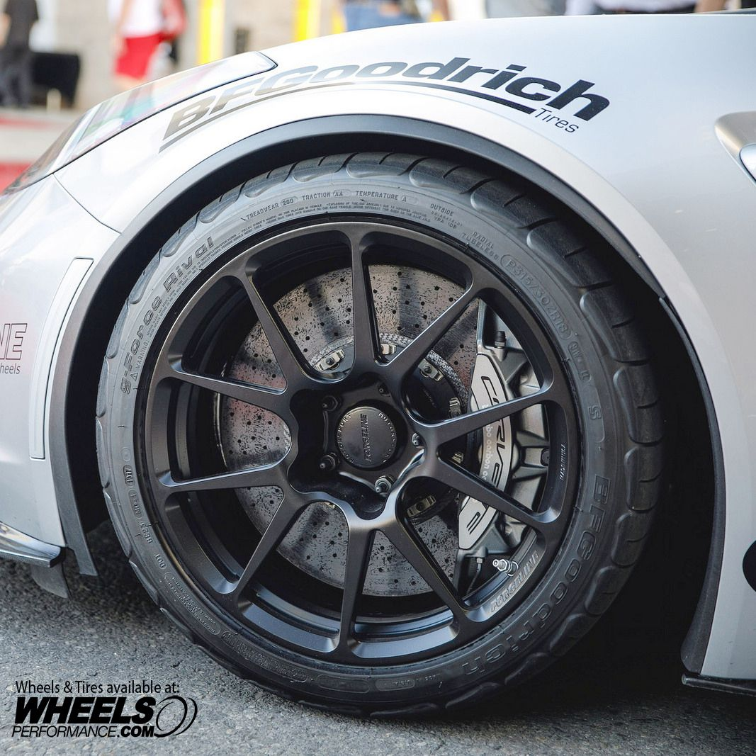 JDP Motorsports' C7 Corvette Grand Sport on Forgeline One Piece