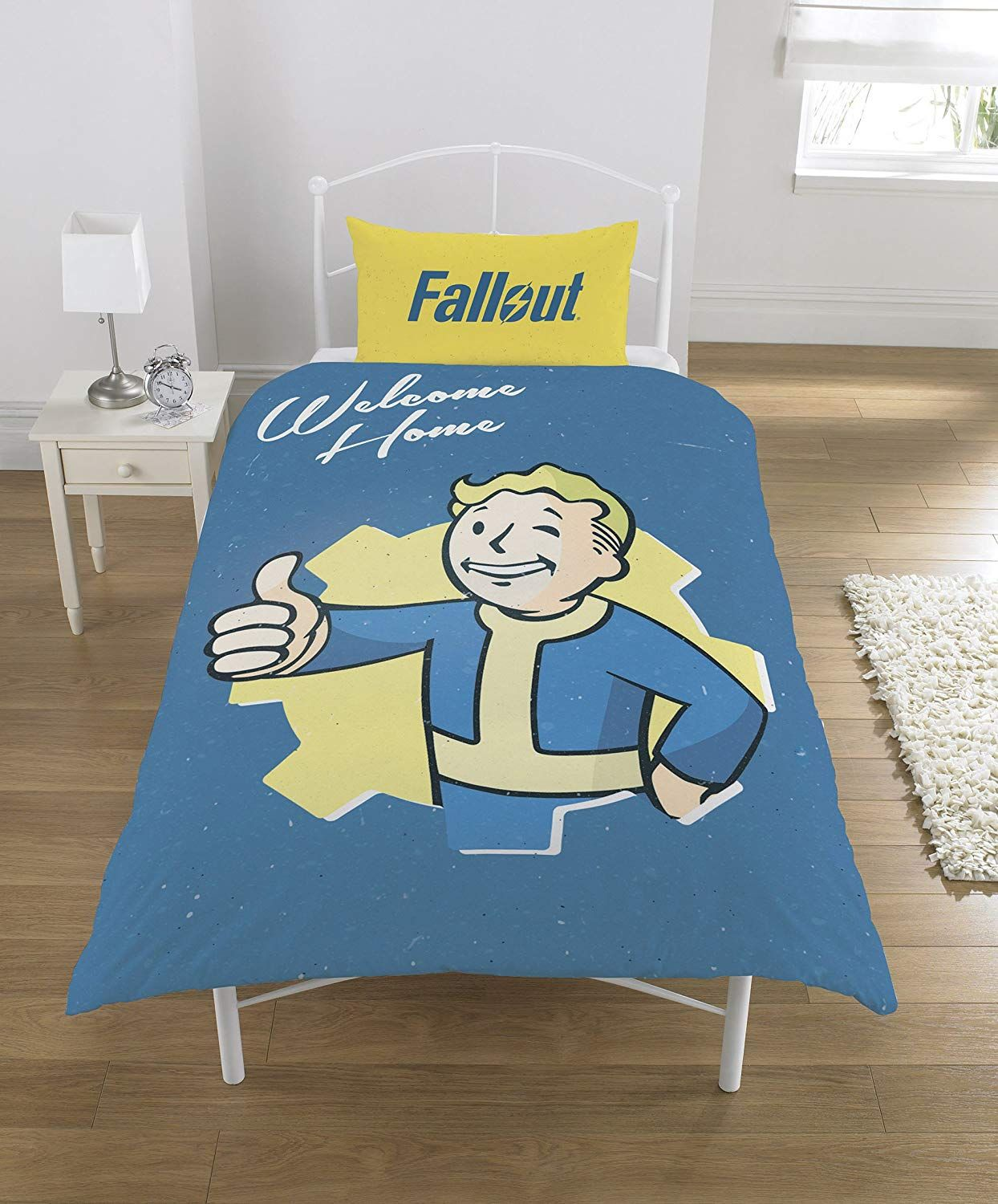 Cola Bettwäsche Bedding 19 45 Fallout Bedroom Home Bed Bedroom