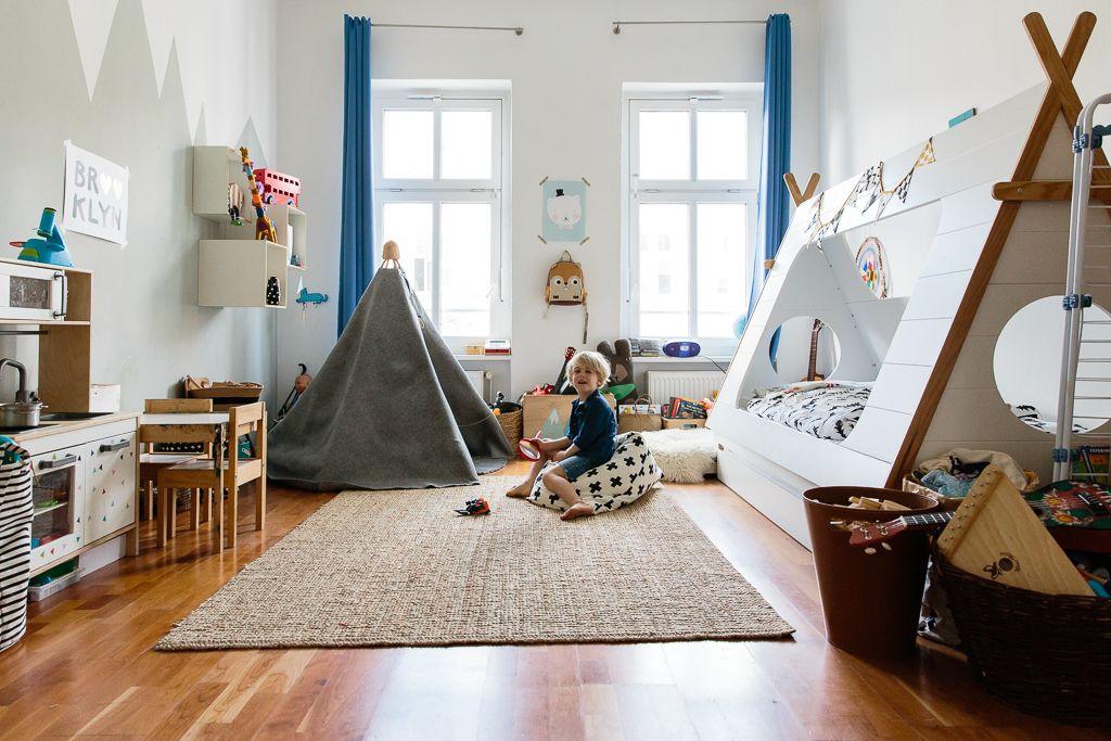 Ein kreatives Kinderzimmer in Berlin in 2019 Kreative