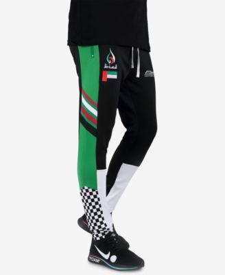 443bec372b Hudson Nyc Men's Dubai Racing Track Pants - Black XXL | Products ...