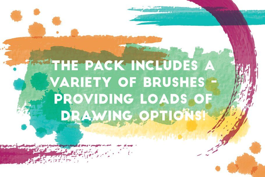 Watercolor Brushes Watercolor Brushes Apple Game Free Printable