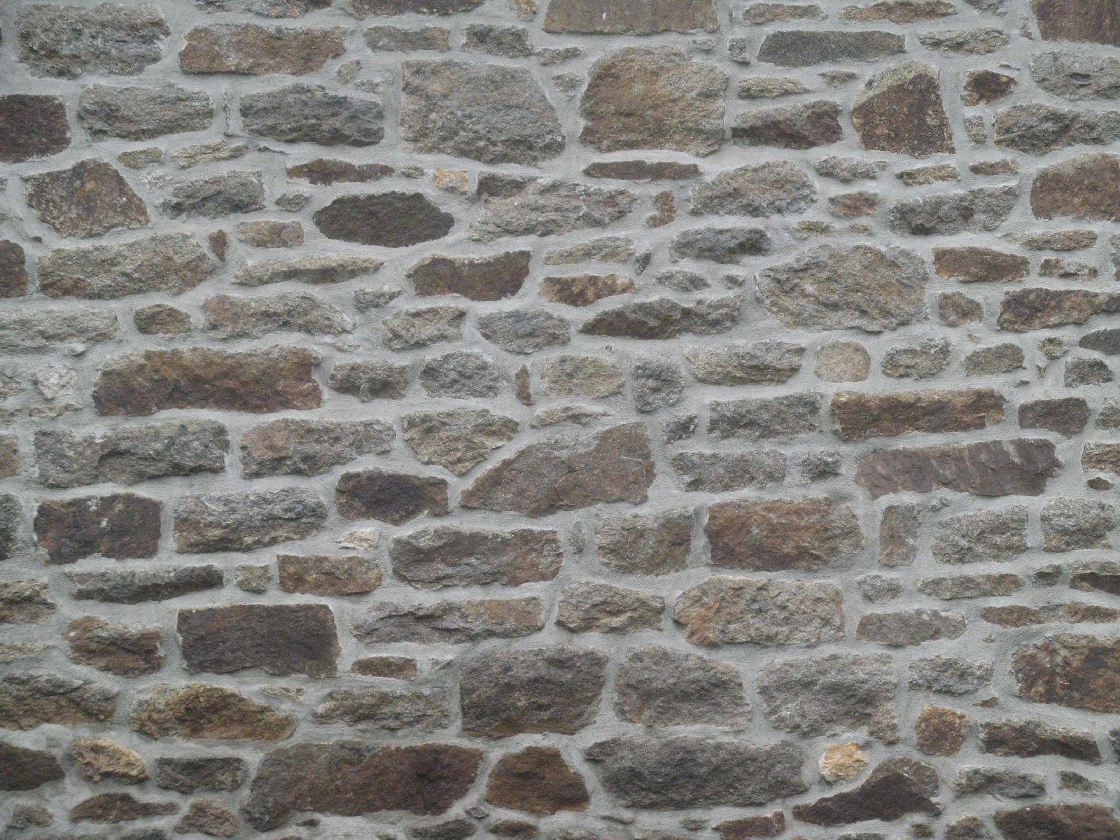 Muro de piedra texturas pinterest miniature houses - Muro de piedra natural ...