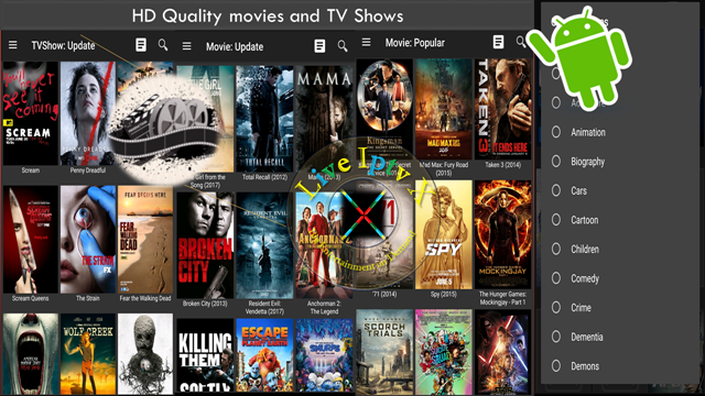 Best Streaming TV Online - CINEBOX Apk For Android Device
