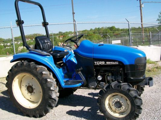 New Holland Tc29 Tractor Parts Tractors Ford News New Holland