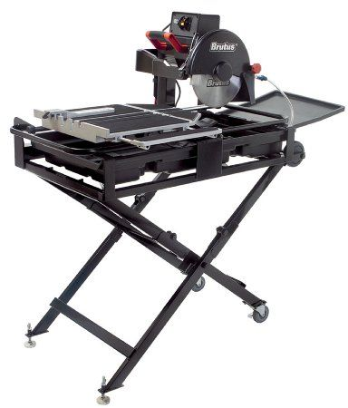 Qep 61024 24 Inch Brutus Professional Tile Saw With Water Pump And Folding Stand Ferramentas Eletricas Ferramentas