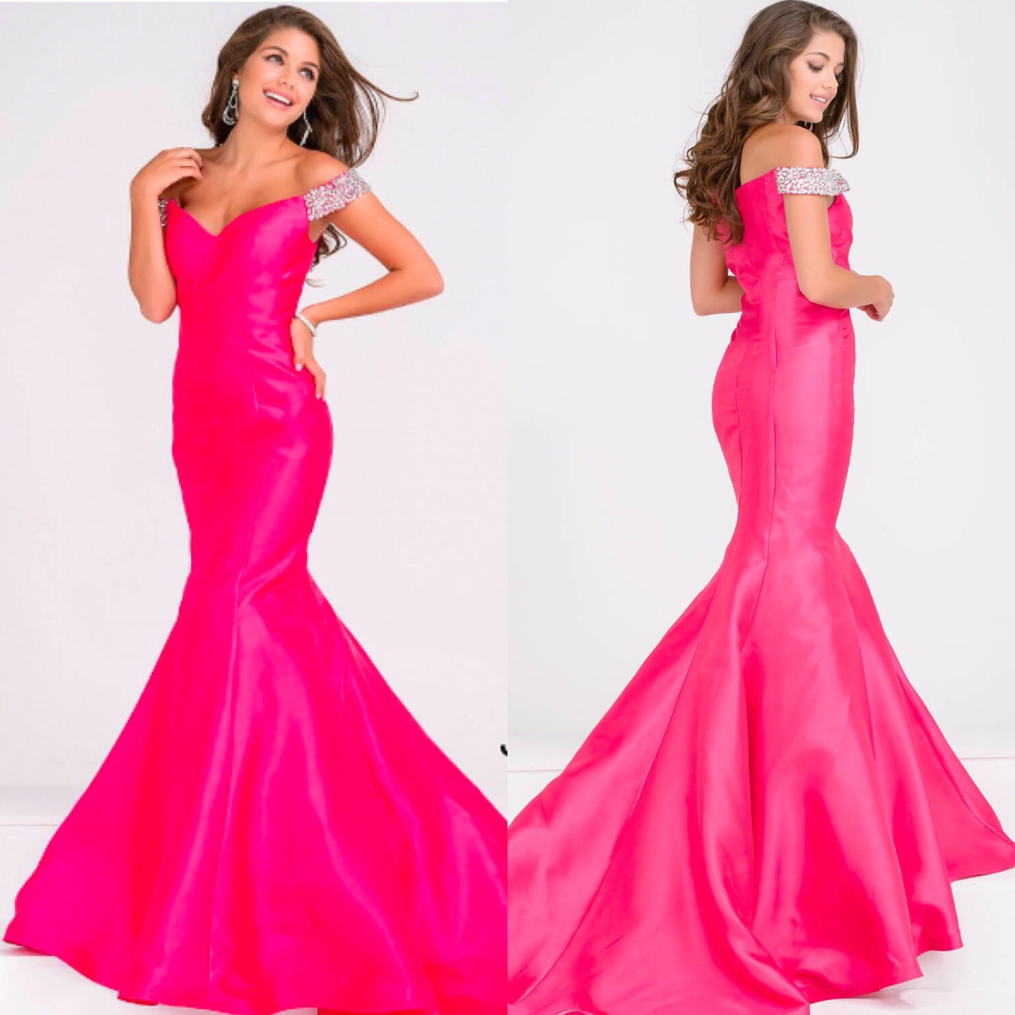 Never too early to start prom dress shopping. Jovani JVN23455 ...