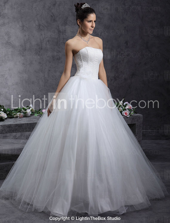 LAN TING BRIDE Ball Gown Wedding Dress - Classic & Timeless ...