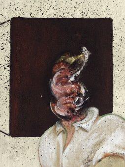 Francis Bacon's Study for Self-Portrait | London | Christie's