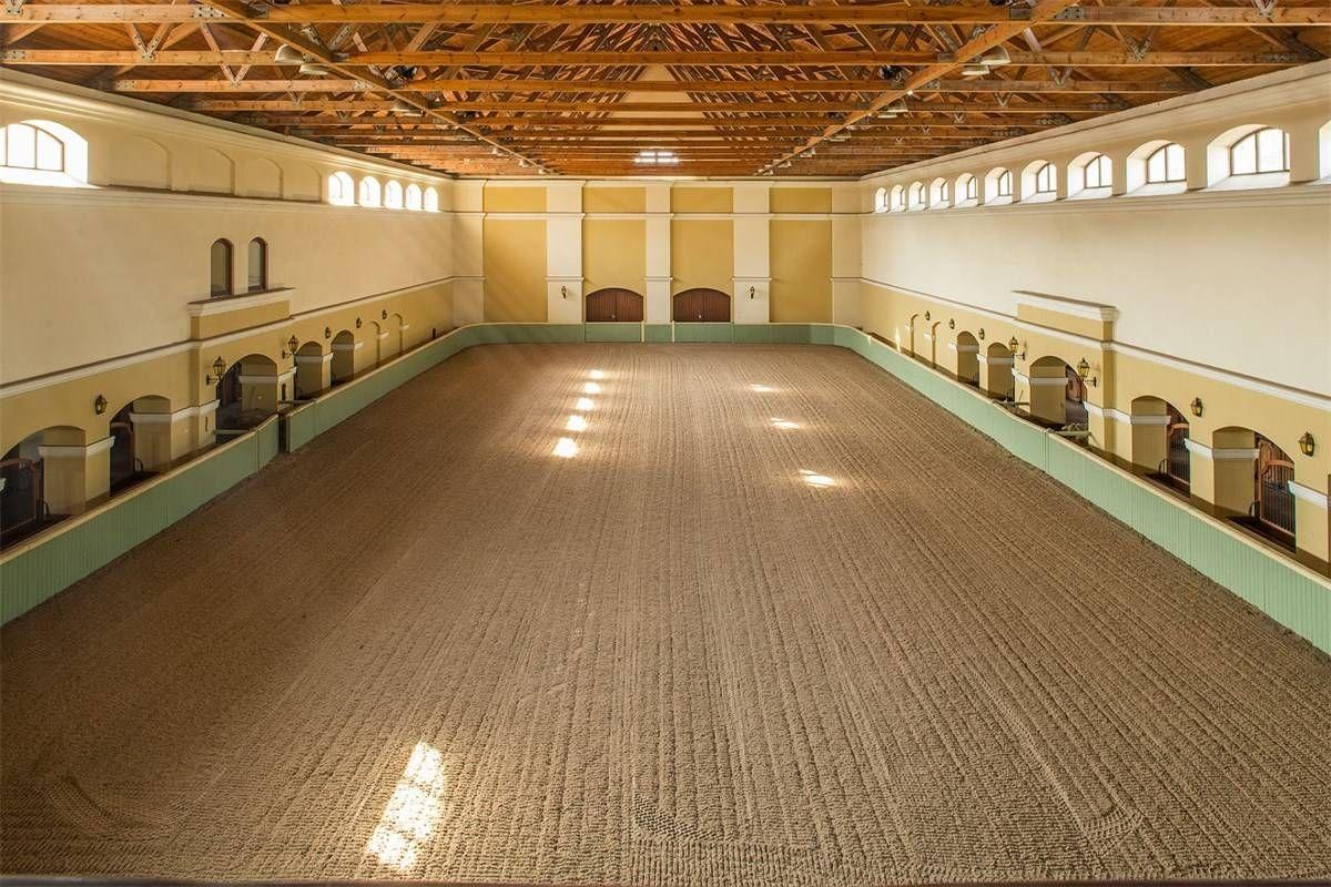 Sowiniec Polo Club Poland Indoor Riding Arena Manor Indoor Arena Luxury Homes
