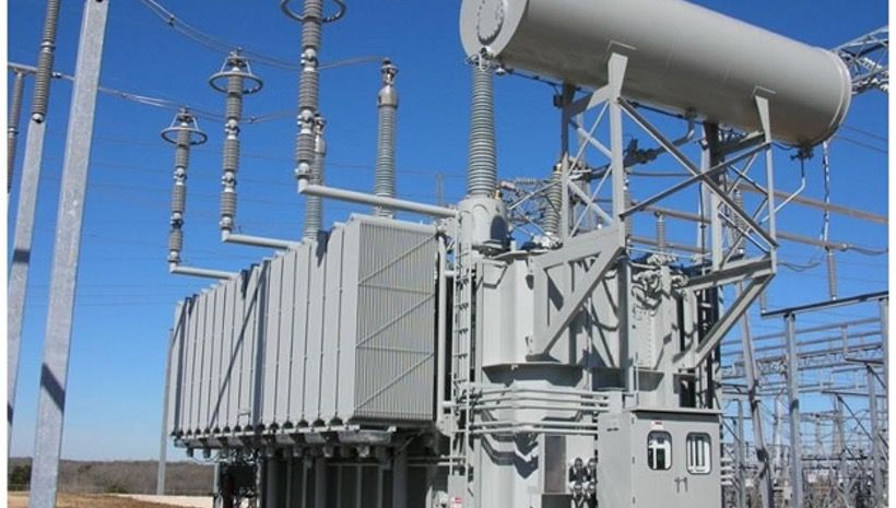 Electrical transformer installation is a real job meant