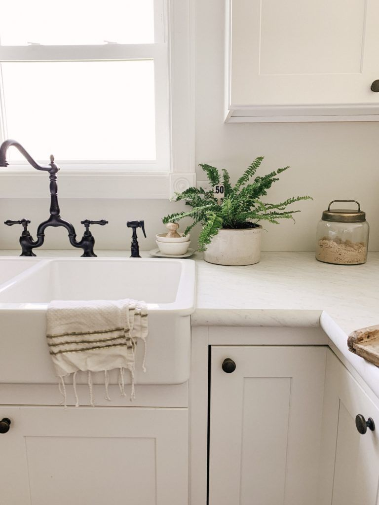 Laminate Carrara Marble Kitchen Countertops